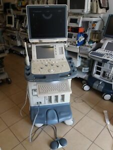 Toshiba Aplio Xg lcd Ultrasound Machine No Probes Works Fine