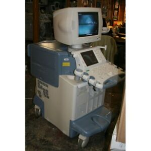 Toshiba Aplio 80 Ultrasound Machine No Probes Works Fine