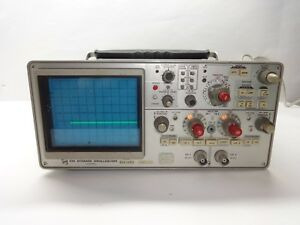 Tektronix 434 Dual Channel Storage Oscilloscope