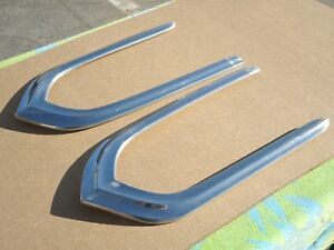 1964 Plymouth Fender Spears Belvedere Trim Mouldings Max Wedge 426 Savoy Mopar