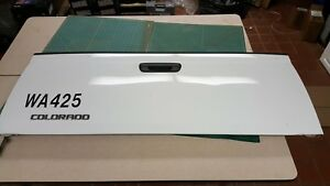 04 12 Chevrolet Colorado Gmc Canyon Take Off Tailgate With Spray In Liner