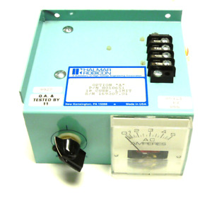 Halmar Robicon 10651 Current Control Unit Option A H010651
