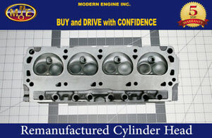 1979 1986 Ford Bronco 5 0l V8 Cylinder Head Cast D8oe ab