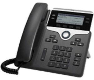 Cisco Ip Cp 7841 4 line Gigabit Sip Phone New