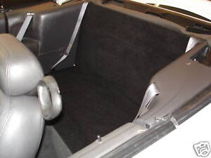 94 95 Mustang Convertible 96 98 Rear Seat Delete 99 04