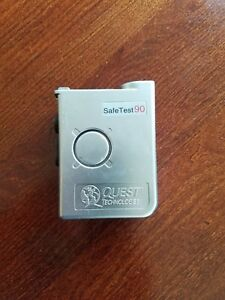 Quest Technologies Safetest 90 Portable Single Gas Co Monitor Detector W alarm