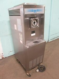 taylor 341 27 Hd Commercial Water Cooled Slush Freezer Machine 208 230v 1ph
