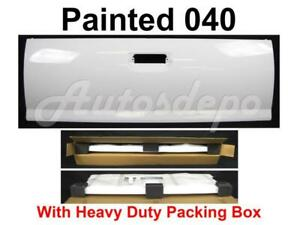 For Toyota 2005 2015 Tacoma Rear Tailgate Painted 040 Super White