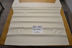 1957 57 1958 58 Ford Fairlane 500 2 4 Door Sedan Off White Headliner Usa