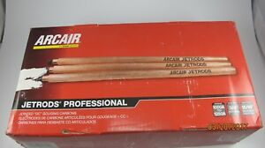 Arcair 24 104 003 Jetrod Copperclad Dc Jointed Arc Gouging Electrode 5 8 x17
