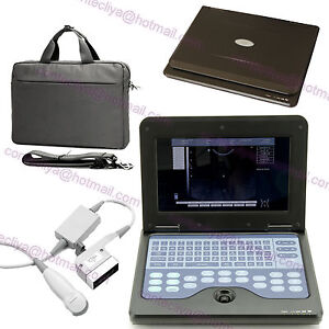 Portable Digital Ultrasound Scanner Machine Diagnostic System Cardiac Echo Probe