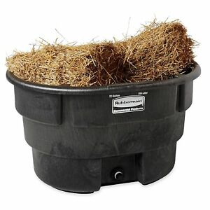 Durable Stock Tank 70gal Rubbermaid Structural Foam Country Farm Livestock Water
