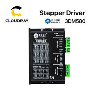 Leadshine 3 Phase 3dm580 Stepper Motor Driver 18 50vdc 1 8a Instead 3dm683