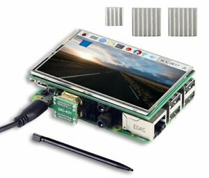 Uctronics 3 5 Inch Hdmi Tft Lcd Display With Touch Screen Touch Pen 3 Heat For