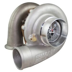 Precision Turbo Billet Cea 6766 Ball Bearing Hp Cover T3 82 A R 4 Bolt