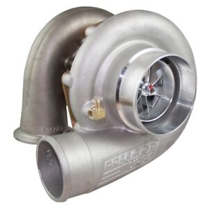 Precision Turbo Billet Cea 6766 Ball Bearing Hp Cover 82 A R V Band In Out