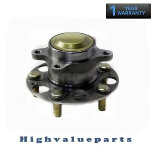 512450 Rear Wheel Hub Assembly For 2012 13 14 15 Honda Civic Ex Ex l Si