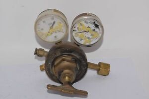 Victor Compressed Gas Regulator Max Inlet 3000 Psig