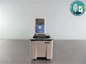 Grant Gd100 Circulating Immersion Bath With Warranty