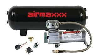 Air Compressor Pewter 400 Airmaxxx 3 Gallon Air Tank Drain 150 On 180 Off Switch