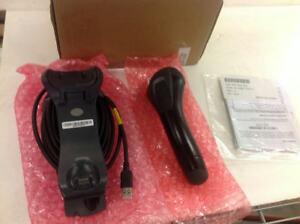 Honeywell Voyager Wireless Barcode Scanner Kit w Usb Charge Base 1202g 2usb 5 D