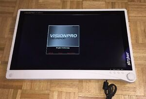 Stryker Visionpro Led 26 Monitor 0240031020 W Power Supply 1153 Hrs