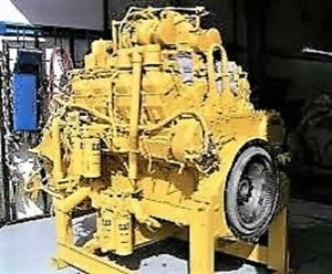 Cat 3508 Diesel Engine 0 Miles S n 2gr Cpl arr 257 6350 Dyno Tested