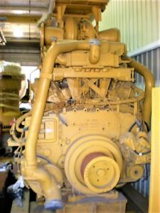 Cat 3516 Diesel Engine 0 Miles Cpl arr 100 8093 remanufactured