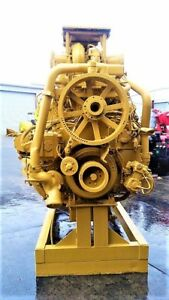 Cat 3516 Diesel Engine 2057 Hp Arr 121 5793 0 Miles remanufactured