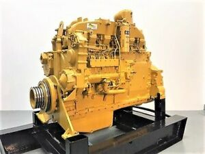 Cat 3406c Diesel Engine Cpl arr 4w9497 0 Miles remanufactured