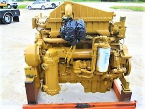 Cat 3176c Diesel Engine 0 Miles S n 3pd 7zr remanufactured