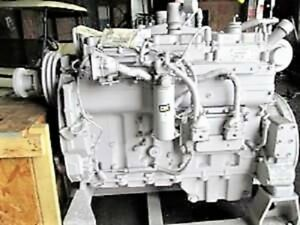 2008 Cat C10 Marine Diesel Engine 0 Hours 325 Hp Arr 246 0664