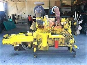 2005 Cat C15 Diesel Engine Take Out 475 Hp Arr 241 0020 Complete