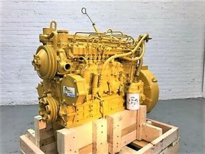 Cat 3046t Diesel Engine 120 Hp 0 Miles remanufactured