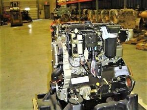 Cat 3054e Diesel Engine 0 Miles remanufactured