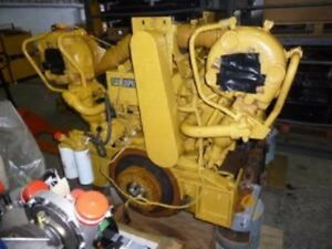 2006 Cat C15 6nz Diesel Engine Low Miles 475 Hp Arr 220 7844
