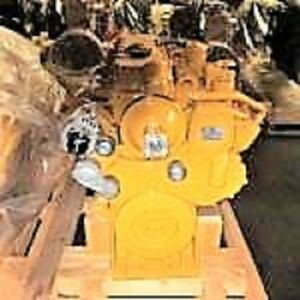 Cat C 6 6 Diesel Engine 245 Hp Arr 367 6737 0 Miles