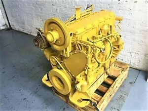Cat 3116 Diesel Engine 120 170 Hp 0 Miles remanufactured