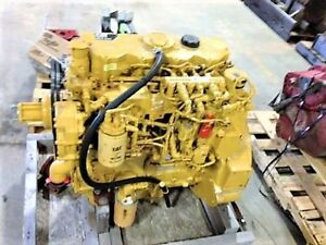 Cat C 4 4 Diesel Engine 0 Miles Built To Your Specs remanufactured