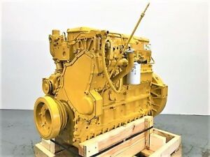 Cat 3116 2wg Industrial Diesel Engine 0 Hours 170 Hp remanufactured