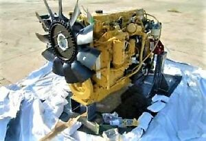 Cat C9 Acert Diesel Engine 335 Hp 0 Miles
