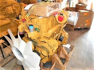 2010 Cat C4 2 Diesel Engine 0 Miles 90 Hp Arr 324 4027