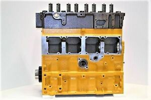 Cat 3114t Diesel Engine Long Block 0miles Six Month Warranty remanufactured