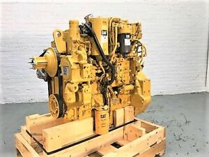 2013 Cat C4 4 Diesel Engine 0 Miles 122 Hp Cpl arr 390 7460 Tier Iii