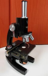 Bausch Lomb Incorporated Scientific Microscope W Slide Attachment 16033 443