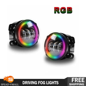 Projector For 11 14 Subaru Impreza Front Bumper Driving Fog Lights Lamp Clear
