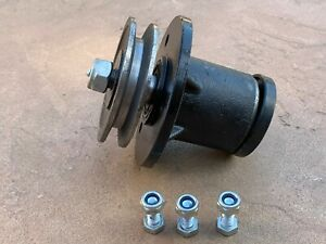 King Kutter Finish Mower Spindle Code 502303 Left Hand Thread Free Shipping