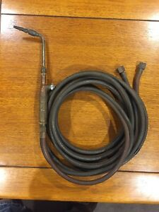 Vintage Torchweld Torch With Hoses