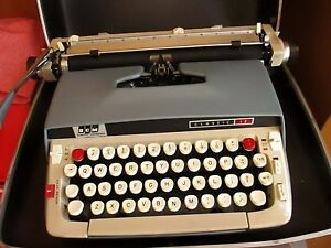 Vintage Smith corona Classic 12 Electric Typewriter Excellent Working