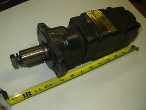 Parker Hydraulic Motor Rebuilt By Am dyn ic Hb 24565470